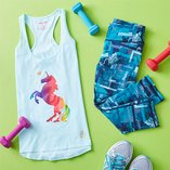 Active Apparel at $12.99 & Under
