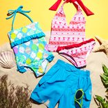 Everybody In: Kids' Swimwear