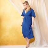 Greek Isles: Plus-Size Apparel