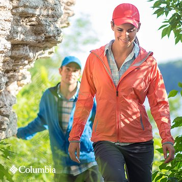 Columbia Women's & Men's Apparel