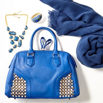 Color Trend: Dazzling Blue