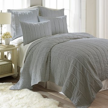 Live the Ruffled Life: Bedding & Textiles