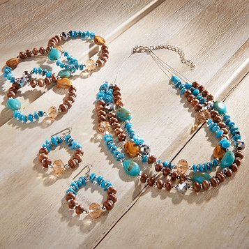 Bohemian Design: Women's Jewelry