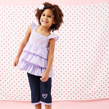 The Sweetest Sets: Kids' Styles