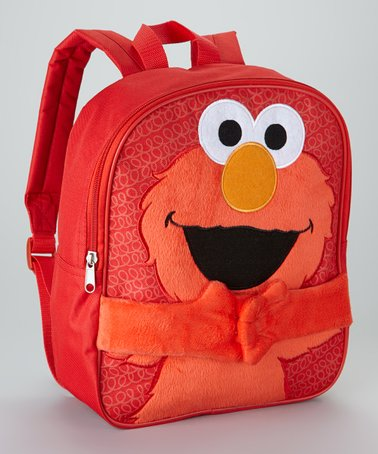 Red Elmo Backpack