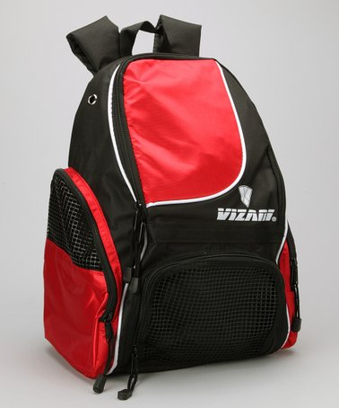 Red Solano Backpack